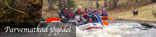 Raftimatkad Rafting